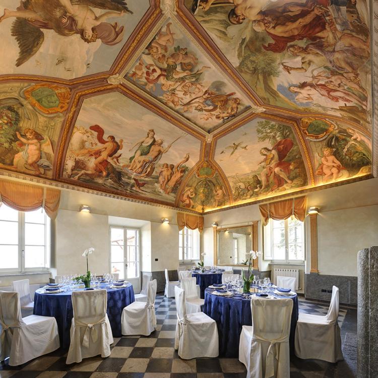 Villa Apolloni Frascati Roma